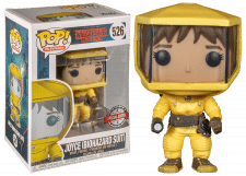 Funko Pop! Stranger Things: Joyce in Biohazard Suit #526