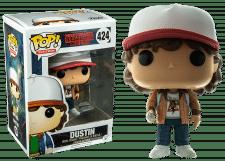 Funko Pop! Stranger Things: Dustin in Brown Jacket #424