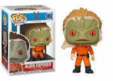 Funko Pop! V: Exposed Alien #1058