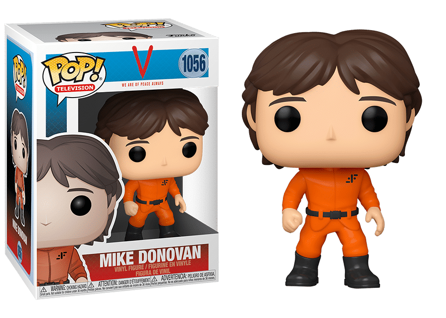 Funko Pop! V: Mike Donovan #1056