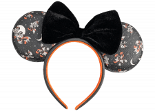 Loungefly: Halloween Headband: Mickey Ears