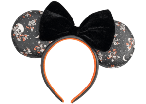 Loungefly: Halloween Headband: Mickey Ears
