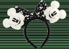 Loungefly: Glow in the Dark Headband: Mickey Ears