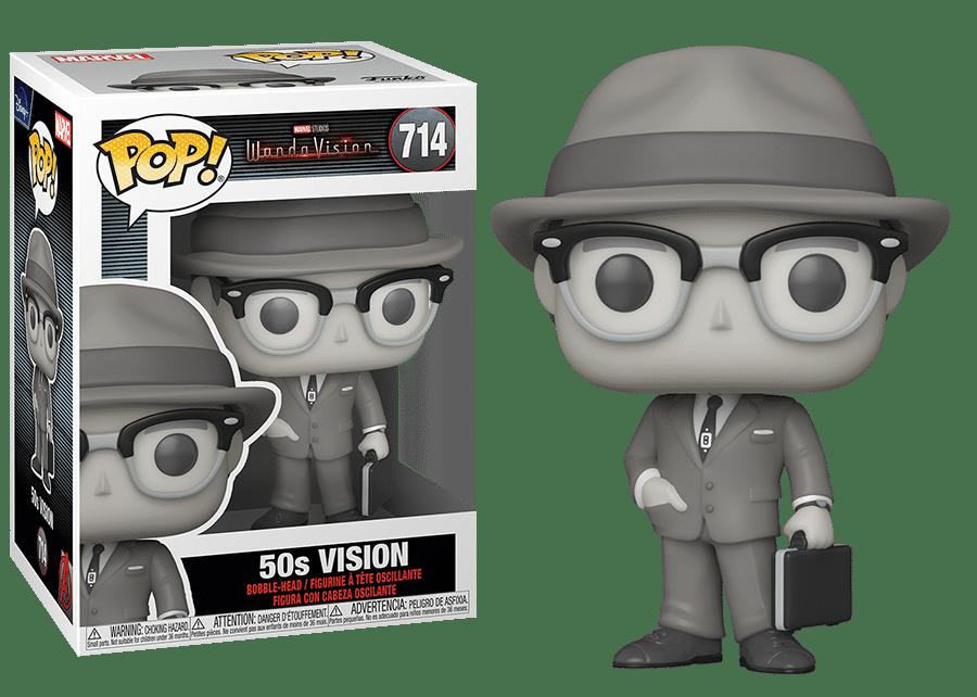 Funko Pop! WandaVision: 50s Vision #714