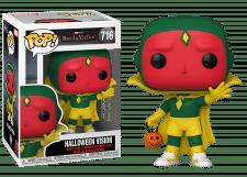 Funko Pop! WandaVision: Halloween Vision #716