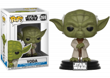 Funko Pop! Star Wars: Yoda (clone wars) #269