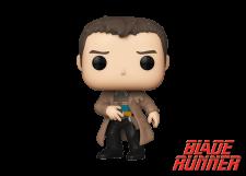 Funko Pop! Blade Runner: Rick Deckard