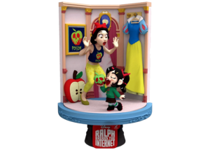 D-Stage: Ralph Breaks the Internet - Vanellope and Snow White