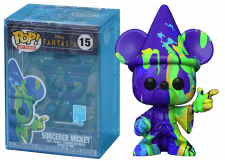 Funko Pop! Fantasia: Mickey #2 Artist Series #15