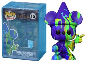Funko Pop! Fantasia: Mickey #2 Artist Series #15