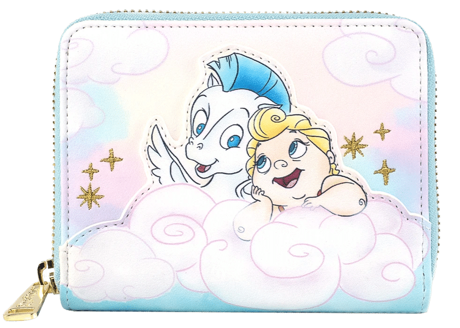 Loungefly: Baby Hercules and Pegasus Wallet