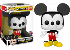 Funko Pop! 10 Inch Mickey Mouse #457