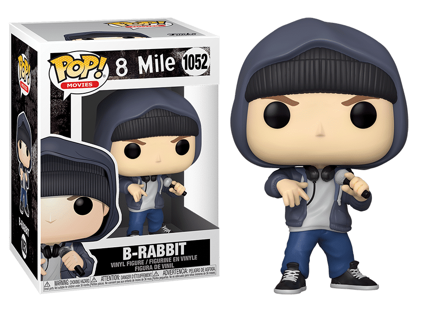 Funko Pop! 8 Mile: B-Rabbit #1052