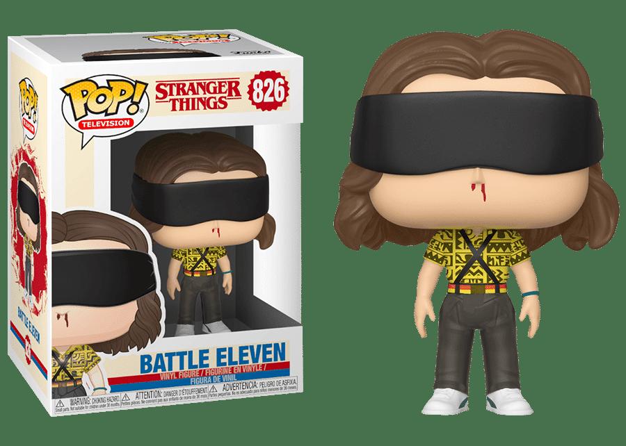 Funko Pop! Stranger Things: Battle Eleven #326