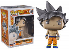 Funko Pop! Dragon Ball Z: Goku (Ultra Instinct) #386
