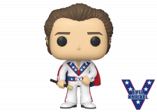 Funko Pop! Evil Knievel with Cape