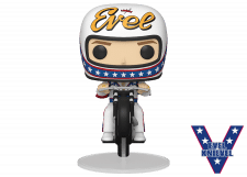 Funko Pop! Evel Knievel on Motorcycle