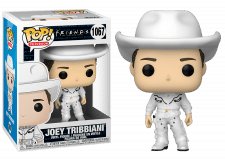 Funko Pop! Friends: Joey Tribbiani #1067