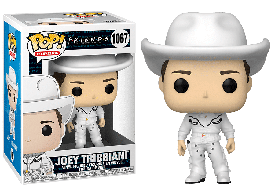 Funko Pop! Friends: Joey Tribbiani #1067