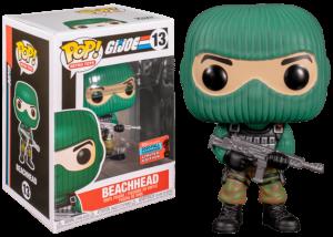 Funko Pop! G.I. Joe: Beachhead #13