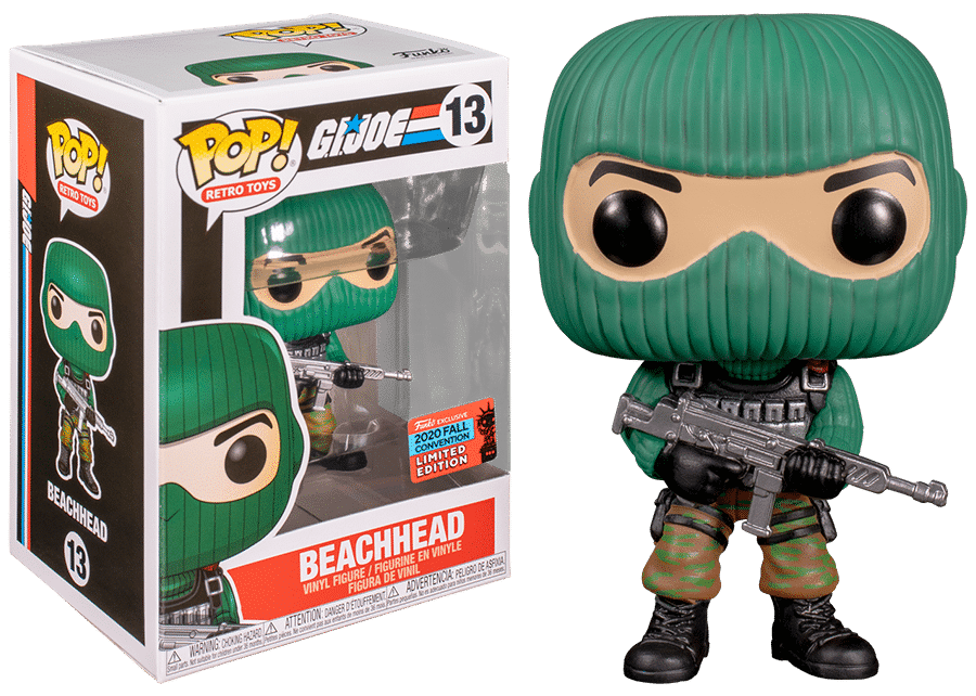 Funko Pop! G.I. Joe: Beachhead #13