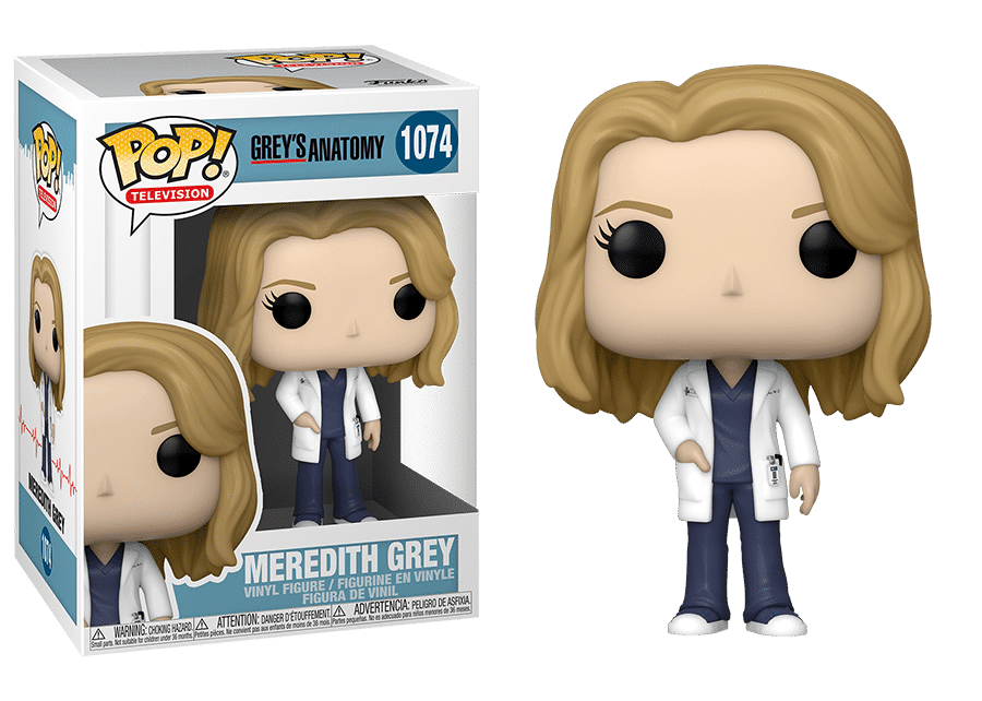 Funko Pop! Grey's Anatomy: Meredith Grey #1074