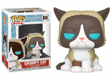 Funko Pop! Icons: Grumpy Cat #60