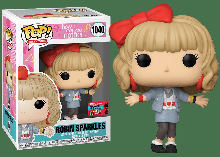 Funko Pop! How I Met Your Mother: Robin Sparkles #1040