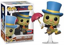 Funko Pop! Pinocchio: Jiminy Cricket #980