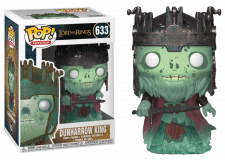 Funko Pop! Lord of the Rings: Dunharrow King #633