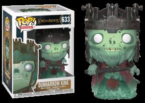Funko Pop! Lord of the Rings: Dunharrow King #633