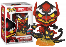 Funko Pop! Spider-Man: Red Goblin #682