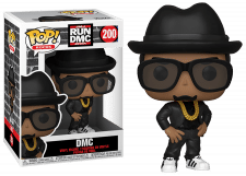 Funko Pop! Rocks: Run DMC - DMC #200
