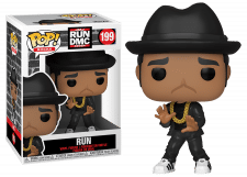 Funko Pop! Rocks: Run DMC - Run #199