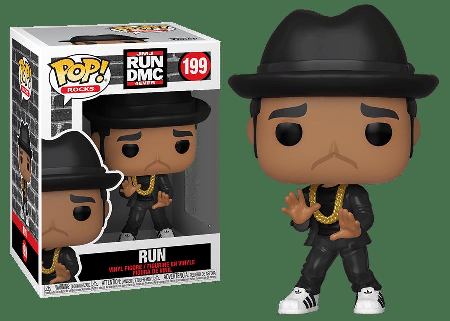 Funko Pop! Rocks: Run DMC - Run #199
