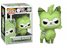 Funko Pop! Tasty Peach: Zombie Alpaca #86