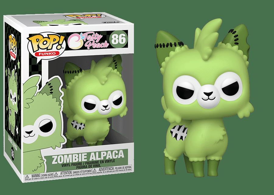 Funko Pop! Tasty Peach: Zombie Alpaca #86