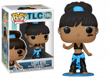 Funko Pop! Rocks: TLC - Left Eye #196