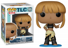 Funko Pop! Rocks: TLC - T-Boz #195