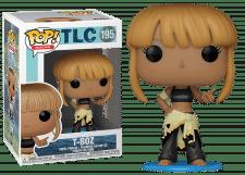 Funko Pop! Rocks: TLC - T-Boz #195