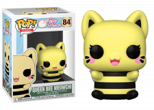 Funko Pop! Tasty Peach: Queen Bee Meowchi #84