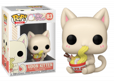 Funko Pop! Tasty Peach: Udon Kitten #83