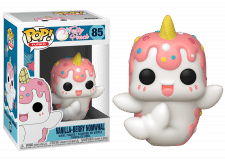 Funko Pop! Tasty Peach: Vanilla-Berry Nomwhal #85