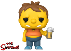 Funko Pop! The Simpsons: Barney
