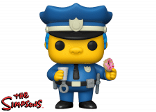 Funko Pop! The Simpsons: Chief Wiggum