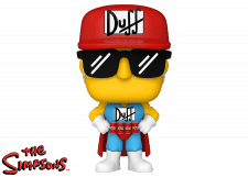 Funko Pop! The Simpsons: Duffman