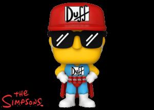 Funko Pop! The Simpsons: Duffman