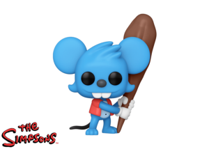 Funko Pop! The Simpsons: Itchy