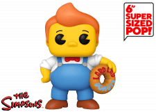 Funko Pop! The Simpsons: Lard Lad