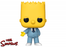 Funko Pop! The Simpsons: Mafia Bart